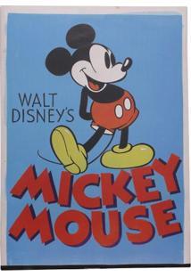 Quadro Mickey Mouse Classico