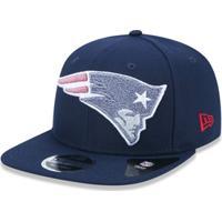 864bca5526 Boné 950 Original Fit New England Patriots Nfl Aba Reta Snapback New Era -  Masculino