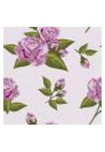 Papel De Parede Autocolante Rolo 0,58 X 3M - Flores 4219846