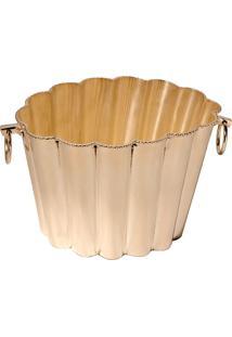 Champanheira Com Banho De Prata Avignon