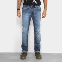 aec1bd567 Calça Jeans Reta Colcci Alex Masculina - Masculino
