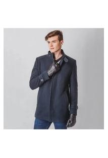 Casaco Térmico Masculino New Wall Street Em Lã Premium