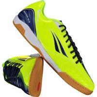 4fb3ffe08bf2b Chuteira Penalty Digital Viii Futsal Amarela