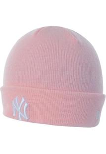 Gorro New Era New York Yankees - Masculino-Rosa 139c25a86cc