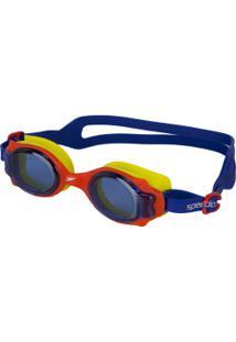 Óculos De Natação Speedo Lappy - Infantil - Azul/Amarelo