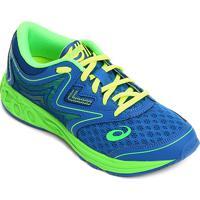 Tênis Infantil Asics Gel-Noosa Ff Gs Masculino - Masculino-Azul+Verde Limão 0f72e2e0d70c6
