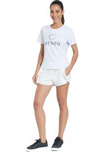 T-Shirt La Clofit Basic Branca