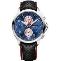 d6256220cc3 Vivara. Relógio Baume   Mercier Masculino Couro Preto ...