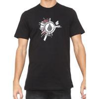 Camiseta Volcom Silk Slim Radiate - Masculino f72700bccd822