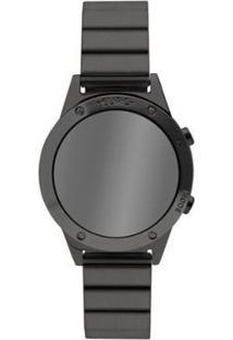 Relógio Euro Digital 40Mm Aço Feminino - Feminino