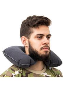 Travesseiro Inflável De Pescoço Nautika - Unissex