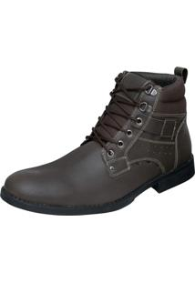 Bota Bkarellus 1301Co Chocolate