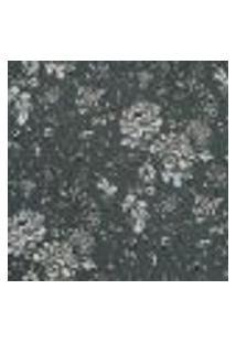 Papel De Parede Vinílico Bright Wall Y6130606 Cinza Com Estampa Contendo Floral