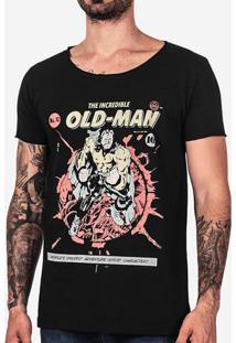 Camiseta The Incredible Old-Man 101686