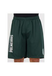 Bermuda Palmeiras Spencer Ii Verde