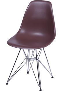 Cadeira Eames Polipropileno Cafe Base Cromada - 14909 Sun House