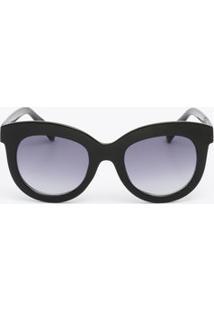 0c67a92c72d47 Óculos De Sol Feminino Redondo Marisa