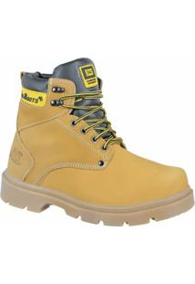 Bota Adventure Bell Boots Casual - Masculino-Mostarda