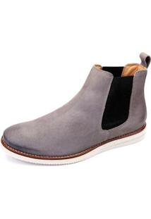 Bota The Box Project Alder Masculina - Masculino-Cinza