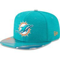 Netshoes. Boné Miami Dolphins Draft 2017 On Stage Snapback - New Era -  Unissex 6acaabd0870