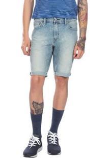 Bermuda Jeans Levis Slim Cut Off Masculina - Masculino