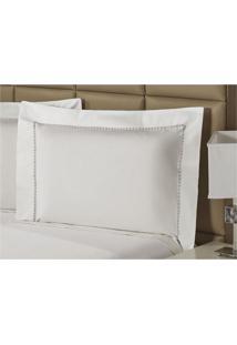Fronha Premium Clean Percal 233 Fios 50X70 Cm