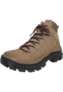 Bota Mega Boots 17003 Bege