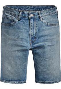 Bermuda Jeans Levis 502 Taper Hemmed - 33