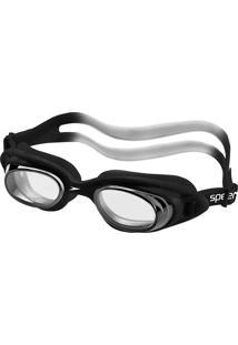 Óculos Para Natação Tornado Preto Cristal Tam Único Speedo