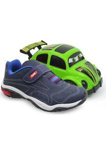 Tênis Velcro Kidy Infantil Masculino 00705567765