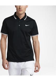 fdd237a22a566 Camisa Polo Nikecourt Masculina