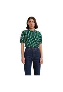Camiseta Levi'S Sachi - 30003 Verde