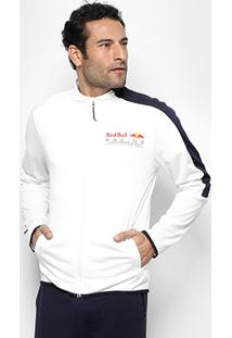 Jaqueta Puma Red Bull Racing T7 Track Masculina - Masculino