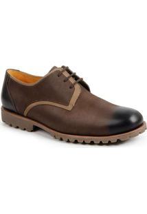 Sapato Social Masculino Derby Sandro Moscoloni Ios