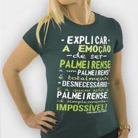 dc3a2d7362 Camiseta S.E.P Joelmir Beting Feminina - Feminino