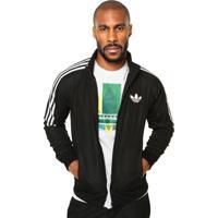fbf07f11915 Dafiti. Jaqueta Adidas Originals Sst Tt Woven Preta