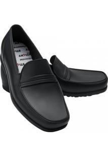Sapato Masculino Sticky Shoes Social Man