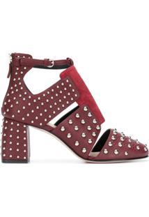 1e1b493ea Sapato Fivela Red Valentino feminino