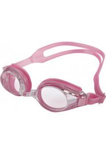 Óculos De Natação Oxer Orion G-8501 - Adulto - Rosa Claro
