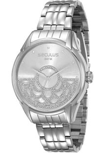 Relógio Feminino Seculus Analógico 28652L0Svna2 - Unissex