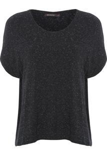 Camiseta Feminina Spirit - Preto