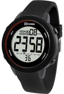 Relógio Masculino X-Games Digital Xmppd471-Bxpx - Unissex-Preto
