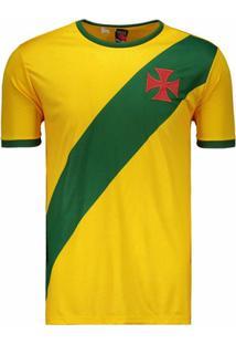 a8e752bcf Camisa Brasil Vasco Da Gama Masculina - Masculino
