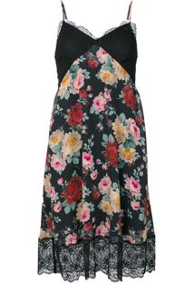 Twin-Set Vestido Floral - Estampado