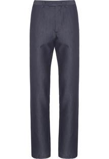 Calça Masculina Denim Leve - Azul