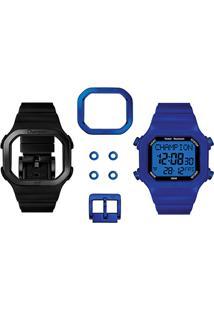 Relógio Digital Champion Yot Cp40880L Feminino - Feminino
