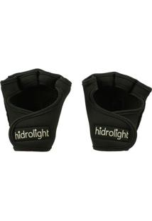 Luva Hidrolight Musculação C/ Debrum S/ Polegar - Unissex