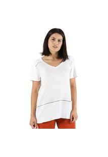T-Shirt It'S & Co Renne Off-White