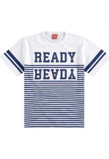 Camiseta Para Meninos Conforto Kyly infantil  8ebc11a4ec5
