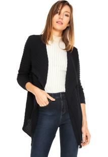 Casaco Sommer Tricot Comfort Azul
